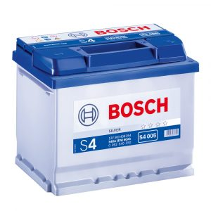 BOSCH Silver 6CT-60 S4005 BOSCH Silver 6CT-60 S4006