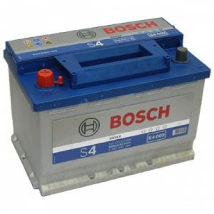BOSCH Silver 6CT-74 S4008