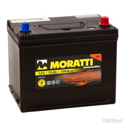 Moratti 6CT-75 D26
