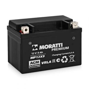 Moratti 6CT-9A (YTX9-BS)