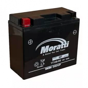 Moratti 6CT-12A (YTX14-BS)