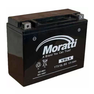 Moratti 6CT-18A (YTX18-BS)