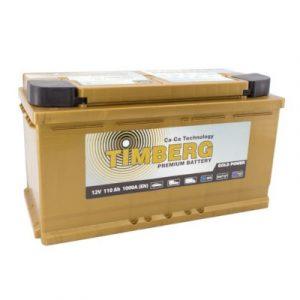 Timberg Gold Power 6CT-110