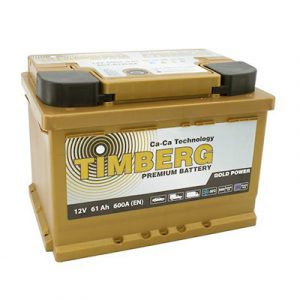 Timberg Gold Power 6CT-61