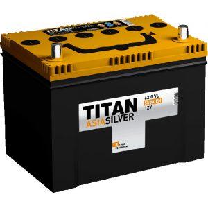 Titan Asia silver 6CT-62