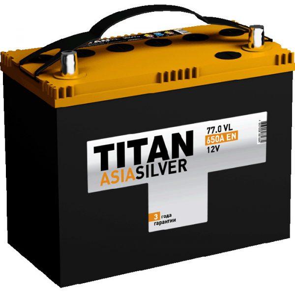 Titan Asia silver 6CT-77