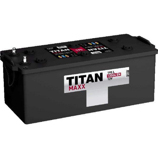 Titan MAXX 6CT-195
