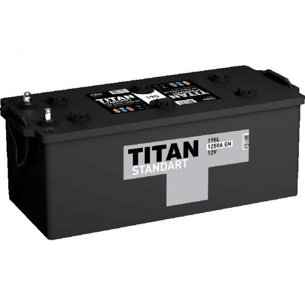 Titan Standart 6CT-190 ST