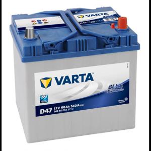 VARTA 6CT-60 BD D47 Asia