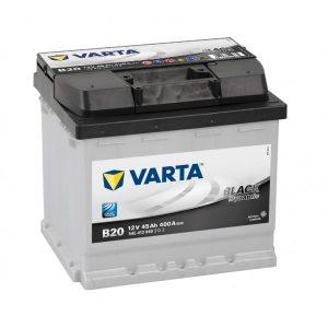 VARTA BD 6CT-45 B20 Asia