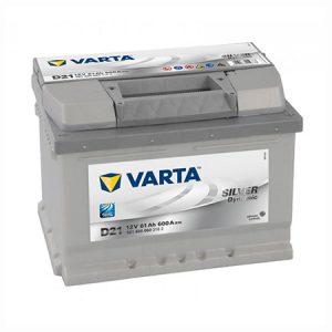 VARTA 6CT-61 Silver D21