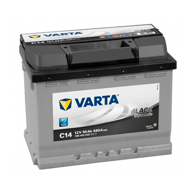 VARTA 6CT-56 Black C14