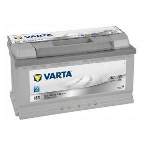 VARTA 6CT-100 Silver H3